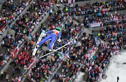 05.02.2017, Heini Klopfer Skiflugschanze, Oberstdorf, GER, FIS Weltcup Ski Sprung, Oberstdorf, Skifliegen, im Bild Cene Prevc (SOL) // Cene Prevc of Slovenia during mens FIS Ski Flying World Cup at the Heini Klopfer Skiflugschanze in Oberstdorf, Germany on 2017/02/05. EXPA Pictures © 2017, PhotoCredit: EXPA/ Peter Rinderer