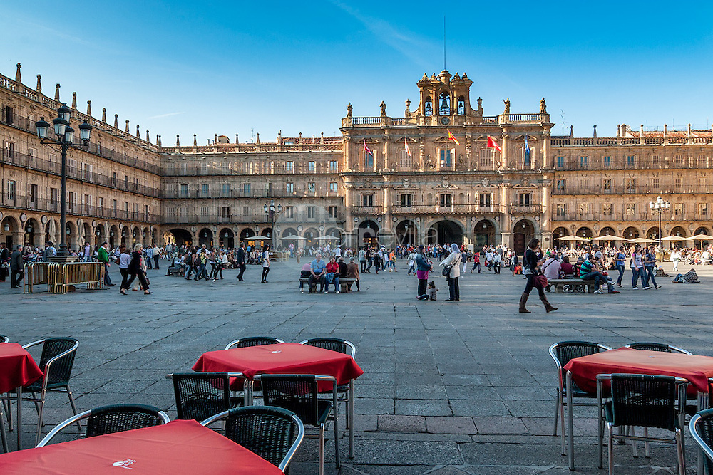 Plaza Mayor de Salamanca ©Country Sessions / PILAR REVILLA