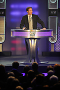 February 8, 2013: NASCAR Hall of Fame induction ceremony. Brad Kaselowski