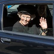 NLD/Ede/20190921- Prince Charles en Prinses Beatrix bij herdenking Airborne,