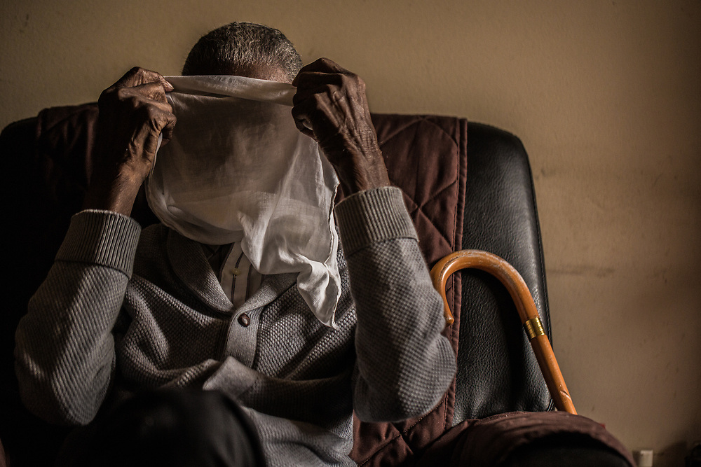 Deacon B.C. Mance, 104 years old, is part of the mostly invisible Affrilachian population of the North Georgia mountains.
