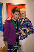 HENRY HOLLAND AND AGYNESS DEYNE , TODÍS Art Plus Film Party 2008. Party to raise funds for the Whitechapel art Gallery.  One Marylebone Road, London NW1, 6 March, 8.30 - late<br />