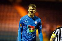 Richie Bennett. Stockport County FC 0-0 Notts County FC. Vanarama National League. Edgeley Park. 23.2.21