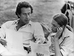 Dec. 26, 1978 - A tip for Tippi Junior: 16 year old Melanie Griffith is getting a helping hand with her script from director Arthur Penn. They are seen on location together during the making of a new film called, ''Night moves''. Melanie is the daughter of actress ,mother Tippi Hedren, The film is Melanie's first. (Credit Image: © Keystone Pictures USA/ZUMAPRESS.com)