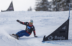 Payer Alexander during the FIS snowboarding world cup race in Rogla (SI / SLO) | GS on January 20, 2018, in Jasna Ski slope, Rogla, Slovenia. Photo by Urban Meglic / Sportida