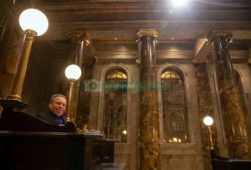 Warwick Davis at the opening of the new Gringotts Wizarding Bank expansion at the Making Of Harry Potter attraction at the Warner Bros Studio Tour, in Watford.