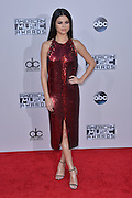 SELENA GOMEZ @ the 2015 American Music Awards held @ the Micorsoft theatre.<br /> ©Exclusivepix Media