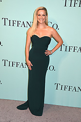 Resse Witherspoon attends the Tiffany & Co 2017 Blue Book Collection on April 21, 2017 at St Ann's Warehouse in Brooklyn, New York, USA. *** Please Use Credit from Credit Field ***