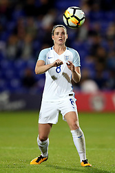 England's Jade Moore during the FIFA 2019 Women's World Cup qualifying match at Prenton Park, Birkenhead.