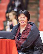 Irina Deriugina è un'ex ginnasta russa di origini ucraine. Ora allenatrice della nazionale ucraina di ginnastica ritmica. È l'unica ginnasta sovietica ad aver vinto due titoli mondiali  all-around, che ha vinto nel 1977 e nel 1979.