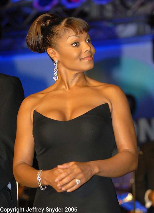 Janet Jackson at the Radio One 25th Anniversary Celebration.