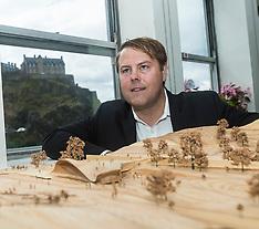 New Landmark Design Winner Ross Bandstand | Edinburgh | 1 August 2017