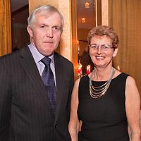 Siblings Pat Connellan (Commitee Member) and Frances Connellan