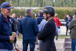 Bartle Christopher, GBR, Jung Michael, GER<br /> FEI EventingEuropean Championship <br /> Avenches 2021<br /> © Hippo Foto - Dirk Caremans<br />  26/09/2021