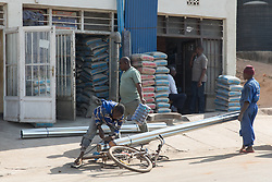 Attaching Large Items To Bicycle For Transporting