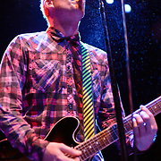 April 4, 2010 (Washington, D.C.) - Ted Leo and the Pharmacists perform a sold out show at the 9:30 Club.  Leo is currently touring behind his latest album, The Brutalist Bricks. (Photo by Kyle Gustafson)