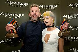 Origin Hair Design Drawbridge Street Cork<br /> <br /> 3rd In the Fantastic Stylist Award and 2nd in Inixia Photographic Award<br /> <br /> Fergal O'Connor,  <br /> Sian Scott,  Model