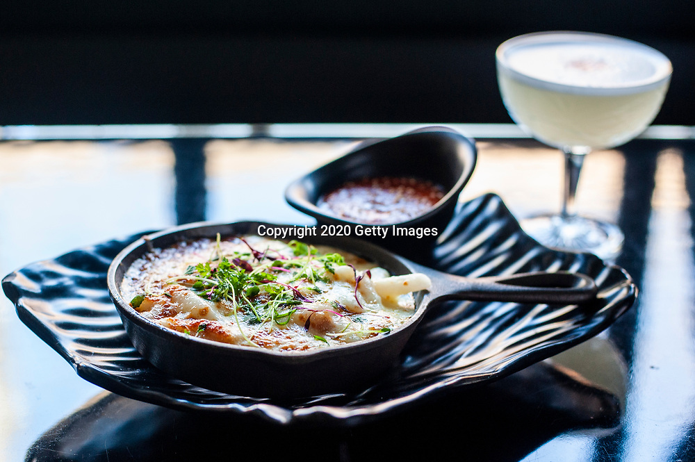 NEW YORK- JANUARY 09:  Tteok N' Cheese photographed at Chef Esther Choi's My Soo on January 9th, 2020 in New York City. (Photo by Kris Connor/Getty Images for OK! Magazine)