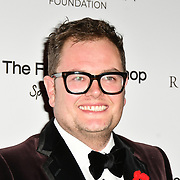 Alan Carr Arrivers at The Global Gift Gala red carpet - Eva Longoria hosts annual fundraiser in aid of Rays Of Sunshine, Eva Longoria Foundation and Global Gift Foundation on 2 November 2018 at The Rosewood Hotel, London, UK. Credit: Picture Capital