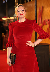 Director Josie Rourke arrives at the European premiere of Mary Queen of Scots at Cineworld Leicester Square, London.