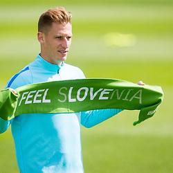20170903: SLO, Football - Training of Slovenian National Football Team