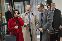 RELEASE DATE: 2012 - Season 5-6<br /> TITLE: Veep<br /> STUDIO: HBO<br /> DIRECTOR: Armando Iannucci<br /> PLOT: Former Senator Selina Meyer finds that being Vice President of the United States is nothing like she hoped and everything that everyone ever warned her about<br /> STARRING: Julia Louis-Dreyfus, Matt Walsh, Tony Hale<br /> (Credit: © HBO/Entertainment Pictures/ZUMAPRESS.com)