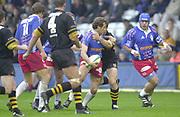 Shepards Bush, West London, UK.,<br /> London Wasps vs Stade Francais, Loftus Road Stadium,<br /> <br /> <br /> Heineken European Rugby Cop<br /> Wasps v Stade Francais<br /> Loftus Road