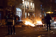 The 14N Spanish strike in Madrid turn to violence General strikes in Spain will spearhead the day of action called by European unions and joined by activists as anger over governments' tight-fisted policies boils over.