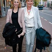 NLD/Amsteram/20121024- Presentatie biografie Joop van den Ende, Alexandra Alphenaar en Inge Iepenburg