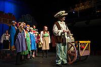 The Brundibar Project dress rehearsal with Winnipesaukee Playhouse Tuesday, April 29, 2014. Karen Bobotas/for the Laconia Daily Sun