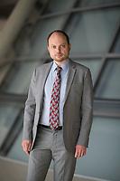 DEU, Deutschland, Germany, Berlin, 08.09.2020: Portrait des russischen Oppositionspolitikers Wladimir Kara-Mursa im Deutschen Bundestag.