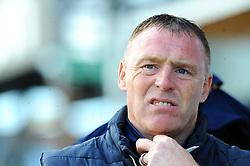 Bristol Rovers manager Graham Coughlan looks on - Mandatory-by line: Nizaam Jones/JMP - 04/05/2019 - FOOTBALL - Memorial Stadium - Bristol, England - Bristol Rovers v Barnsley - Sky Bet League One