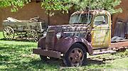 Antique Chevy Truck