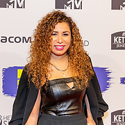 NLD/Amsterdam/20181029 - MTV pre party 2018, Ouasima Tajmou