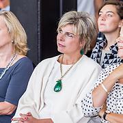NLD/Zoetermeer/20170904 -  Opening week Alfabetiseringsweek, Jet Bussemaker, Pr. Laurentien en Marja van Bijsterveldt