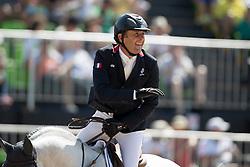 Rozier Philippe, FRA, Rahotep de Toscane<br /> Olympic Games Rio 2016<br /> © Hippo Foto - Dirk Caremans<br /> 17/08/16