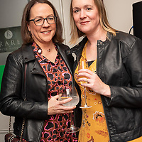 REPRO FREE<br /> Pictured at the opening of the 43rd Kinsale Gourmet Festival at the Blue Haven were Sinead Whelton, Clonakilty and Leila Cotter, Whites Cross.<br /> Picture. John Allen