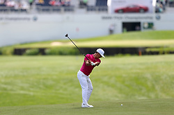 Denmark's Thorbjorn Olesen during day one of the 2017 BMW PGA Championship at Wentworth Golf Club, Surrey.