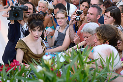 Sally Hawkins attending The Shape of Water Premiere during the 74th Venice International Film Festival (Mostra di Venezia) at the Lido, Venice, Italy on August 31, 2017. Photo by Aurore Marechal/ABACAPRESS.COM