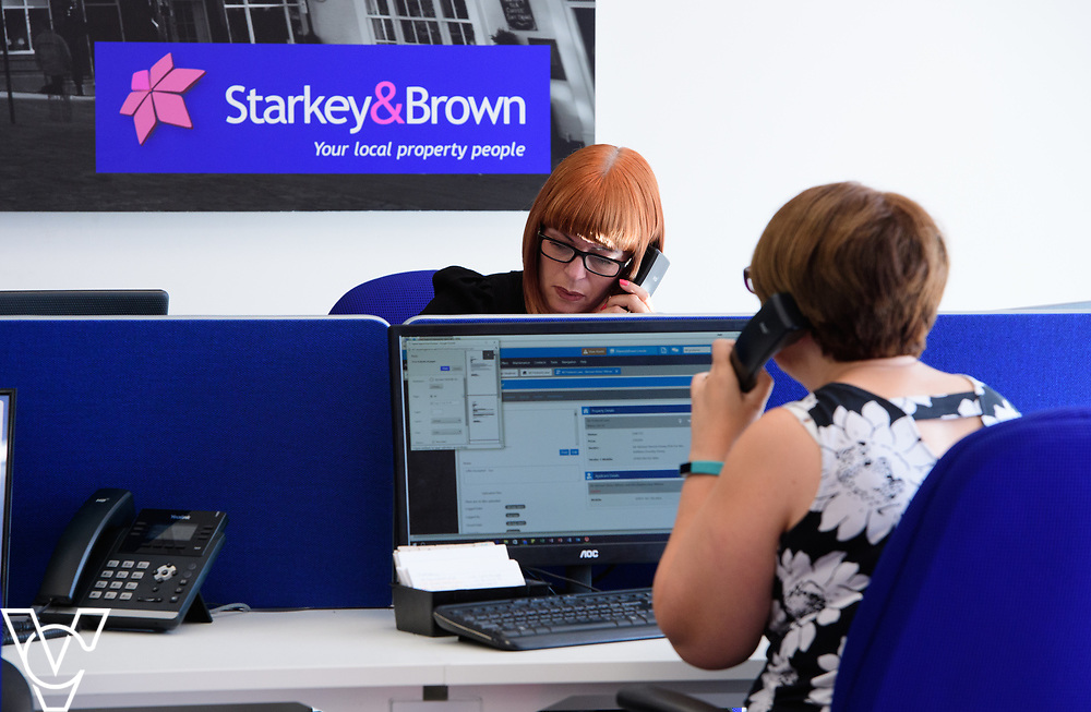Starkey&Brown Estate Agents, Lincoln - office redevelopment photographs.<br /> <br /> Picture: Chris Vaughan Photography<br /> Date: September 13, 2017