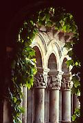 SPAIN, NORTH, CANTABRIA SANTILLANA DEL MAR medieval town