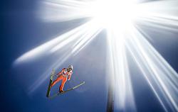 06.01.2014, Paul Ausserleitner Schanze, Bischofshofen, AUT, FIS Ski Sprung Weltcup, 62. Vierschanzentournee, Bewerb, im Bild Stefan Kraft (AUT) // Stefan Kraft (AUT) during Competition of 62nd Four Hills Tournament of FIS Ski Jumping World Cup at the Paul Ausserleitner Schanze, Bischofshofen, Austria on 2014/01/06. EXPA Pictures © 2014, PhotoCredit: EXPA/ JFK