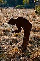 France, Nièvre (58), sentier de découverte des sources de l'Yonne, Glux-en-Glenne, Haut-Morvan // France, Nièvre, Glux-en-Glenne, Morvan, Spring of the Yonne river