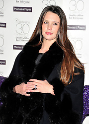 © under license to London News Pictures. 07/03/11. Danielle Lloyd. Mamas & Papas - 30th anniversary party,Stars attend as the baby clothing and accessories store celebrates three decades in the business with a star-studded party at the store in Regent street . Photo credit should read alan roxborough/LNP