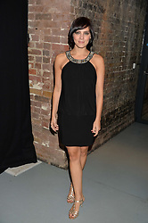 Actress ANNABEL SCHOLEY at the SeriousFun Children's Network London Gala held at The Roundhouse, Chalk Farm Road, London on 3rd November 2016.