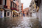 Emergenza acqua alta a Venezia il 19 novembre 2019. Christian Mantuano / OneShot
