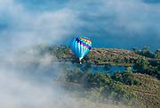 Temecula Valley Balloon Festival at Lake Skinner