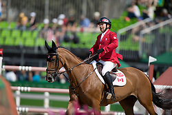 Lamaze Eric, CAN, Fine Lady 5<br /> Olympic Games Rio 2016<br /> © Hippo Foto - Dirk Caremans<br /> 16/08/16