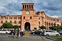 Armenie, Erevan, Place de la Republique (Republic Square) // Armenia, Yerevan, Republic Square