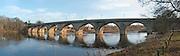 River Tyne and Hexham Bridge